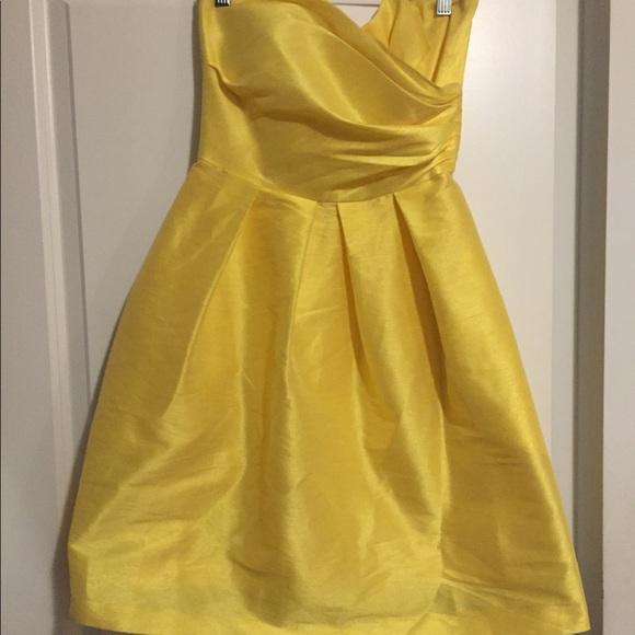 Alfred Sung  Daisy dress